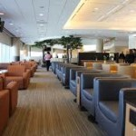 Airline Lounge at SFO