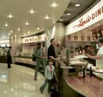 San Francisco International Airport Food Court