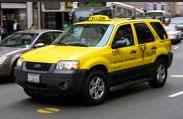San Francisco Taxi Cabs